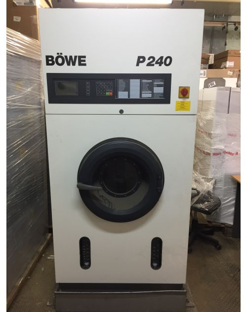 Машина Химической чистки BOWE P240 2003г. Электронагрев Новая