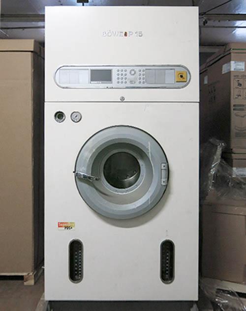 Б/У машина химчистки BOWE P15