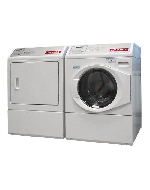 Комплект LAVANDA - стиральная и сушильная машина
